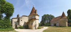 Château - Français:   Château de Quemigny-sur-Seine