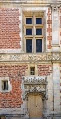 Ancien archevêché ou ancien palais archiépiscopal - English:   Sens (Yonne) - Palais archiépiscopal - Musées (détail)