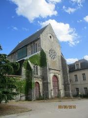 Hôpital Saint-Jean - Français:   Église Saint-Jean de Sens.