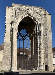 Ancienne église Saint-Barthelemy - Français:   Vestiges de l\'église Saint-Barthélemy de Beauvais.