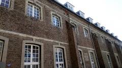 Eglise Saint-Acheul - Français:   Abbaye Saint-Acheul (Amiens)