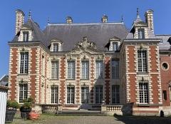 Ancien hôtel des Trésoriers de France, ou hôtel de Berny, actuellement Musée d'Art local et d'Histoire régionale - Français:   Hôtel de Berny, Amiens.