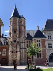 Logis du Roi - Français:   Logis du Roi, Amiens.