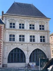 Maison du Sagittaire - Français:   Maison du Sagittaire, Amiens.