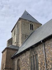 Eglise Saint-Martin - Français:   Église Saint-Martin de Saint-Valery-sur-Somme.