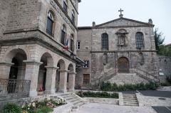 Couvent des Ursulines - Français:   Couvent des Ursulines de Saint-Bonnet-le-Château