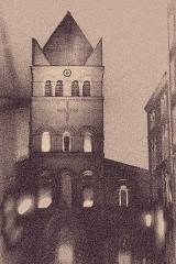 Eglise Saint-Martin-d'Ainay - Français:   Basilique Saint-Martin d\'Ainay