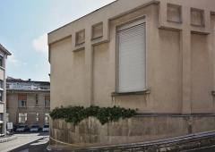Hôpital Edouard Herriot ou hôpital de Grange-Blanche - Français:   Hôpital Edouard Herriot à Lyon (France) - architecte Tony Garnier