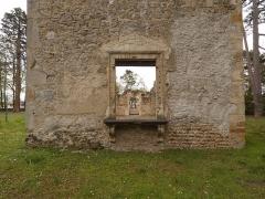 Château de Beauregard - Français:   Maison forte.