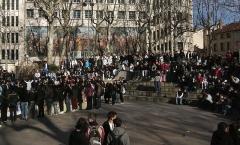 Bourse du travail - English:   Bourse du Travail, Place Guichard.