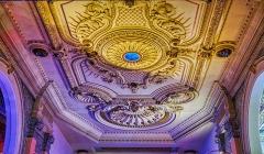 Palais du Casino dit du Grand Cercle, ancien Palais de Savoie - Deutsch:   im Casino/Savoyen-Palast, Aix-les-Bains, Département Savoyen, Region Auvergne-Rhône-Alpes (ehemals Rhône-Alpes), Frankreich