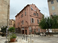 Immeuble dit Maison Castagnola - Français:   Casa Castagnola, Maison Castagnola, à Bastia