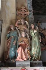 Eglise Sainte-Marie-Madeleine - Français:   Église Sainte-Marie-Madeleine de Rennes-le-Château