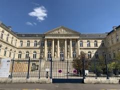 Palais de Justice - Français:   Palais de justice d\'Amiens.