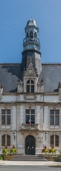 Hôtel de ville - English:   Town hall of Decazeville, Aveyron, France