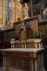 Eglise Saint-Martial - Français:   de l\'église d\'angouleme.