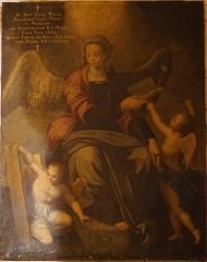 Eglise Saint-Martial - Français:   objet de l\'église d\'angouleme.
