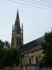 Eglise Saint-Jean -  Église Saint-Jean de Libourne, Libourne, Aquitaine, France