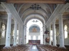 Eglise Sainte-Madeleine - Français:   Eglise Sainte-Madeleine de Segré, Maine-et-Loire