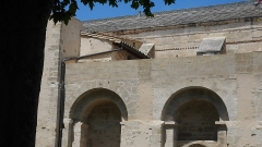 Ancienne cathédrale, puis église paroissiale Saint-Véran - Deutsch:   Cathédrale Notre-Dame-et-Saint-Véran de Cavaillon Süd