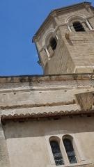 Ancienne cathédrale, puis église paroissiale Saint-Véran - Deutsch:   Cathédrale Notre-Dame-et-Saint-Véran de Cavaillon Turm