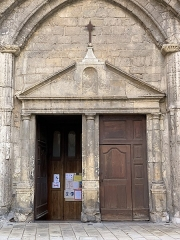 Eglise Notre-Dame-de-Nazareth (ancienne cathédrale) - Français:   Cathédrale Notre-Dame de Nazareth, Orange dans le Vaucluse.