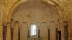 Eglise paroissiale Notre-Dame-de-Pitié - Deutsch:   Notre-Dame de Pitié de Saignon Chor