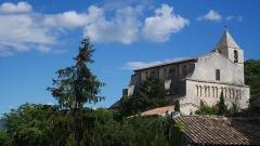 Eglise paroissiale Notre-Dame-de-Pitié - Deutsch:   Notre-Dame de Pitié de Saignon West