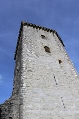 Vestiges du château Moncade - Français:   Tour du Château de Moncade à Orthez. GPS: 43.492052, -0.769927