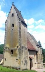 Eglise mixte Saint-Jacques-le-Majeur - Français:   Église Saint-Jacques-le-Majeur de Reipertswiller