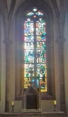 Eglise mixte Saint-Jacques-le-Majeur - Français:   Intérieur de l\'Église Saint-Jacques-le-Majeur de Reipertswiller