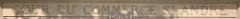 Passage de la Cour du Commerce Saint-André (voir aussi : Enceinte de Philipe-Auguste) - Français:   Inscription de la cour du Commerce Saint-André, Paris.