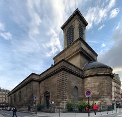 Eglise Notre-Dame-de-Lorette - Français:   Église Notre-Dame-de-Lorette de Paris.