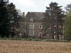 Château de Paray - Français:   Chateau de Paray avant