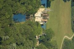 Château d'Avrilly -  château Avrilly (TREVOL,FR03)