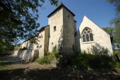 Ancien prieuré du Plessis-aux-Moines - Français:   Chouzé sur Loire Plessis aux Moines