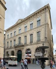 Hôtel de Fourques - Français:   Hôtel de Fourques, Montpellier.