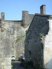 Ancien prieuré Saint-Pierre -  Prieuré de Pont-l'abbé