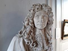 Ancien Hôtel de Cheusse, dit Hôtel de l'Intendance maritime - Français:   Jean-Baptiste Colbert, Musée National de la Marine à Rochefort