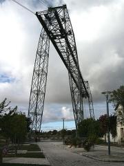 Pont transbordeur du Martrou - Français:   Pont Transbordeur de Martrou Rochefort Charente Maritime France