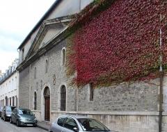 Abbaye et église Saint-Wilmer - English:   Boulogne-sur-Mer, the jail