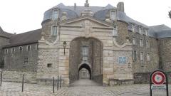 Château d'Aumont -  Vieux centre de Boulogne