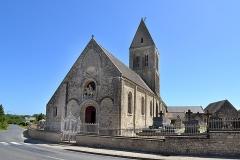Eglise - Français:   Formigny (14)