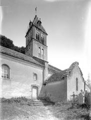 Eglise et tombeau de Lamartine -