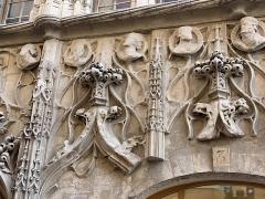 Maison des Têtes - Français:   Maison des Têtes, Valence, Drôme.