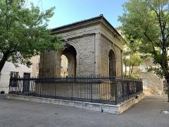Pendentif - Français:   Pendentif de Valence, Drôme.