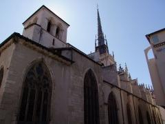 Eglise Notre-Dame-des-Marais -  Villefranche-sur-Saone, katedra