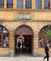 Hôtel de ville - Français:   Ancien hôtel de ville de Villefranche-sur-Saône.