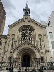 Eglise luthérienne de Bon-Secours - Français:   Église de Bon-Secours, Paris.