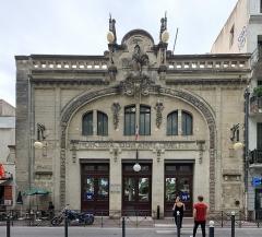 Ancien cinéma Pathé - Français:   Centre Rabelais, Montpellier.